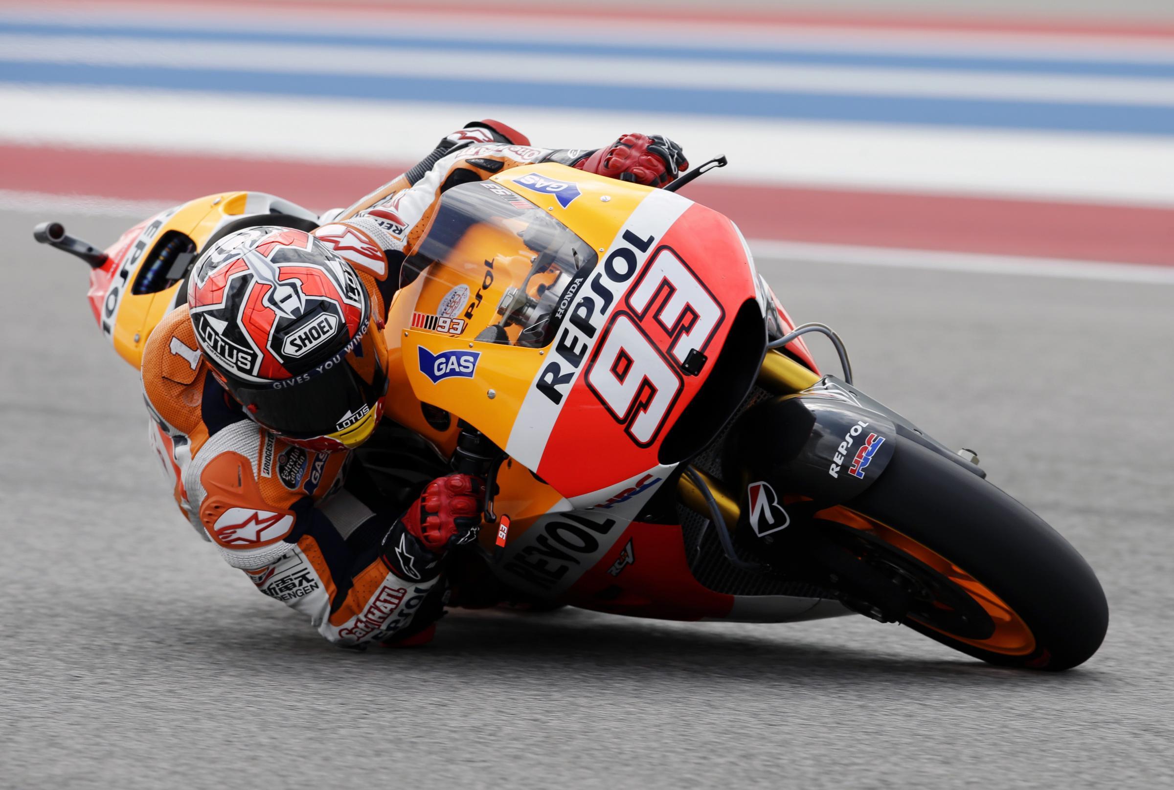MotoGP Austin 2014, gara: Marquez dominatore, Dovizioso terzo