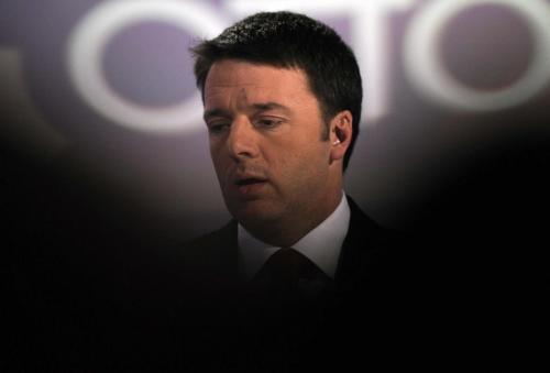 Taglia e cuci (il vecchio cruccio di Renzi)
