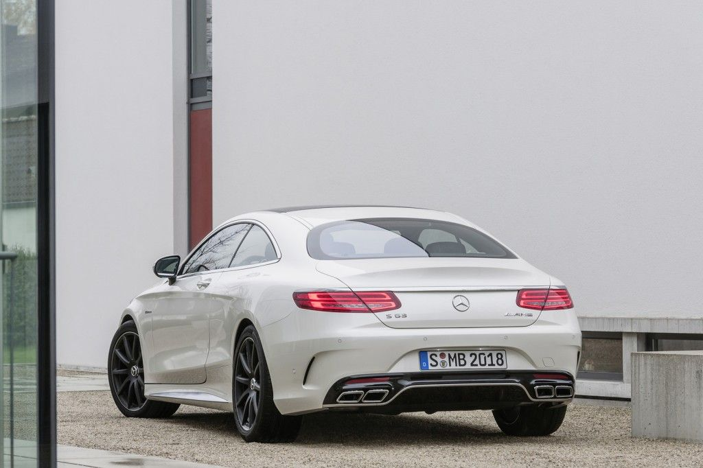 Mercedes S63 AMG Coupe 8 1024x682