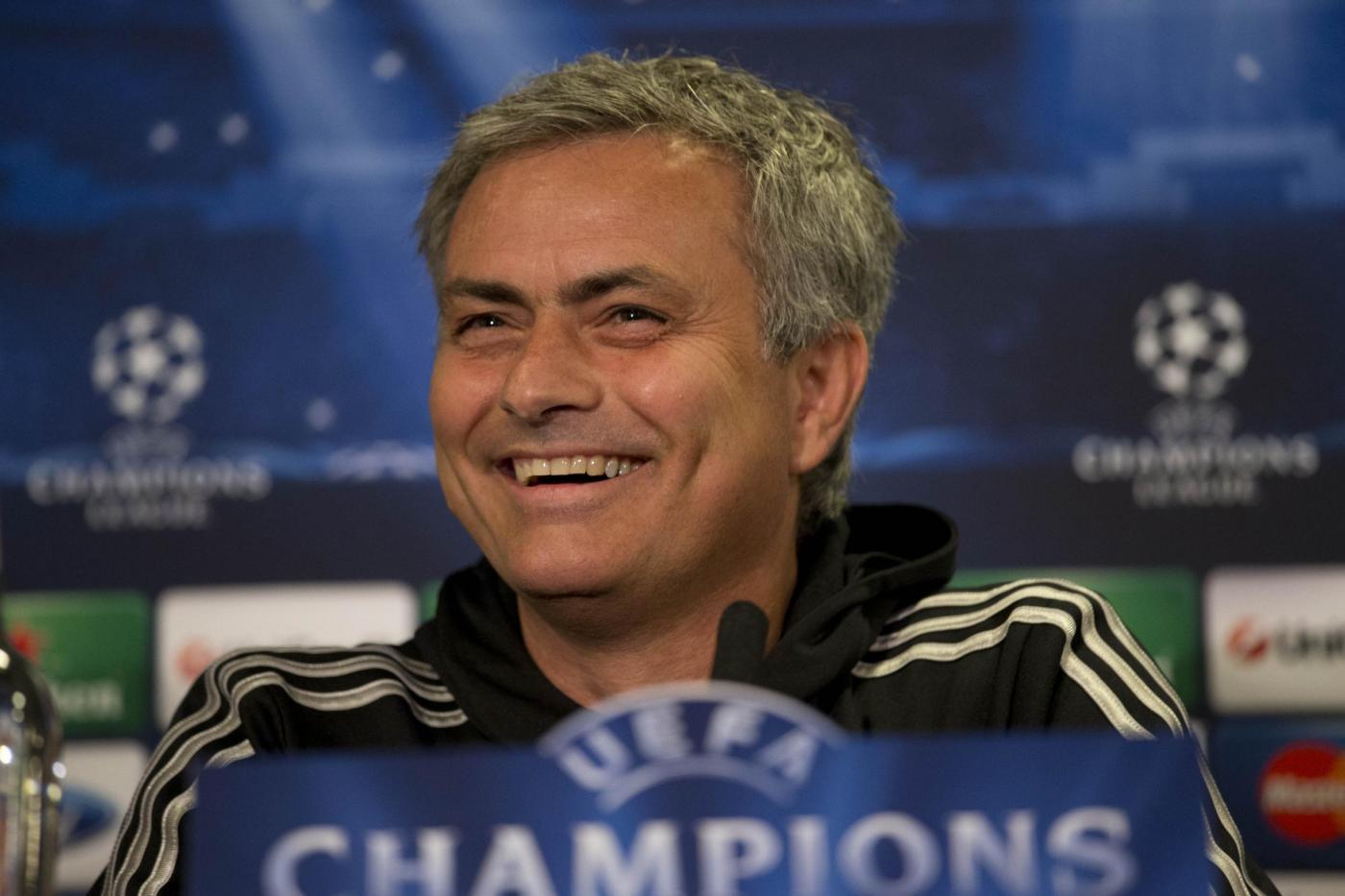 """Mourinho: i cambi azzeccati? Solo """"fortuna"""""""