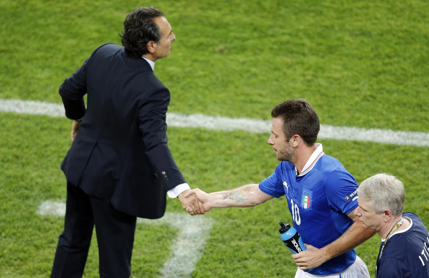 Mondiali 2014: i convocati da Prandelli per lo stage di aprile