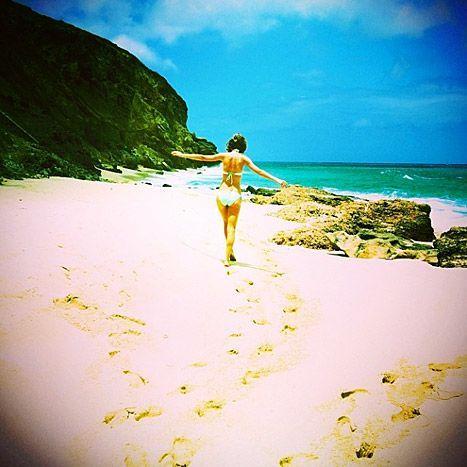 Taylor Swift in bikini