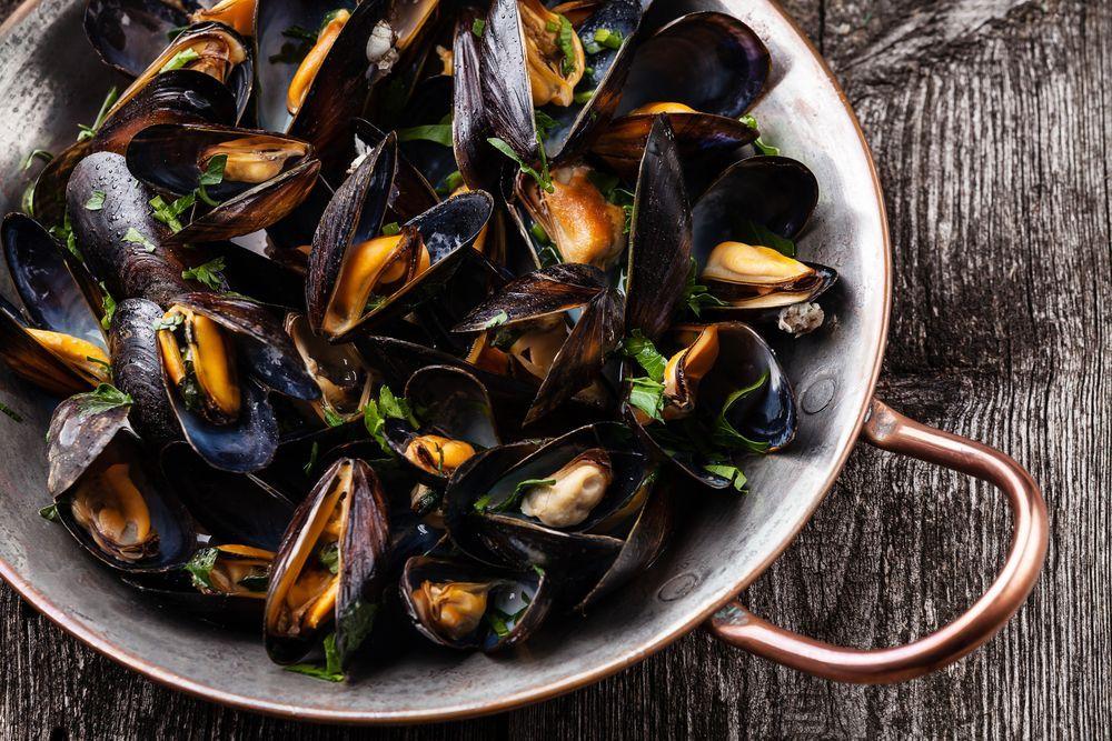 allergia nichel frutti di mare