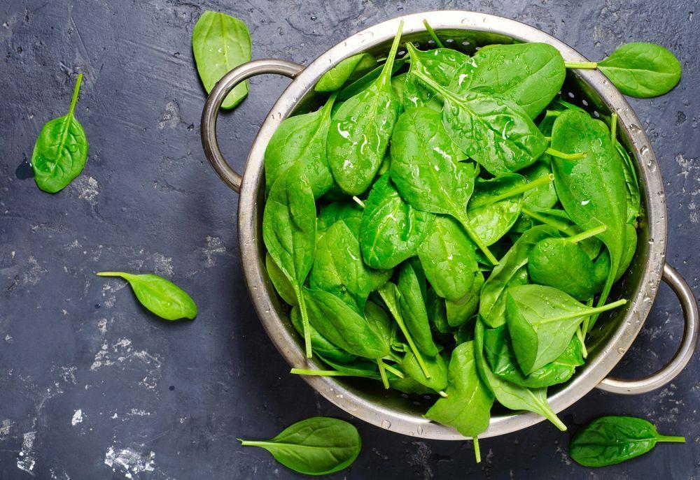 allergia nichel spinaci