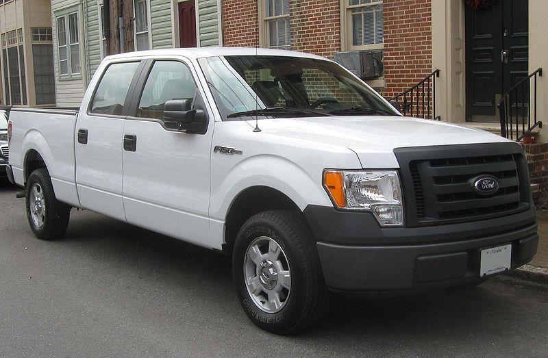 auto piu vendute 33 ford f 150 2010
