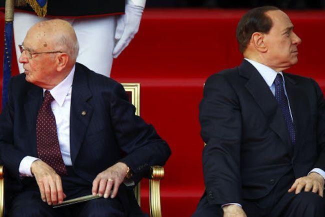 Silvio Berlusconi chiede la grazia, Napolitano rifiuta
