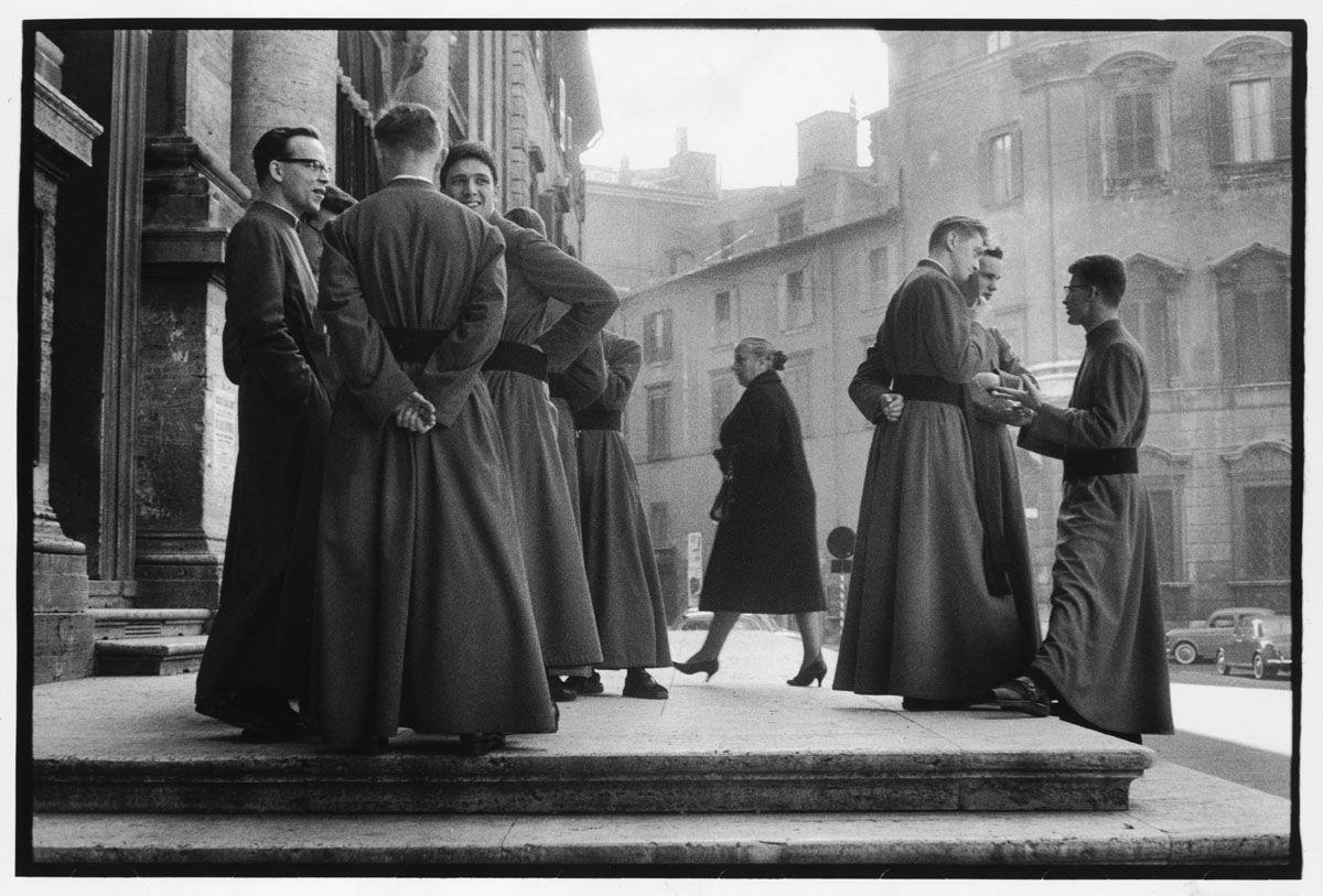 Mostra di Henri Cartier Bresson 2014: a Roma al Museo dell'Ara Pacis