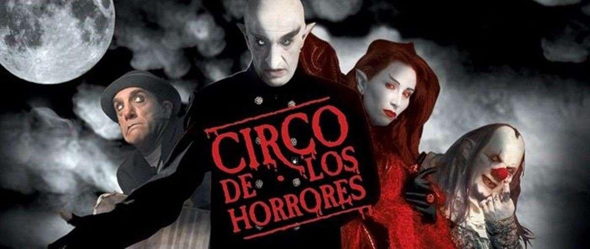 Circo de Los Horrores 2014 a Milano: demoni e vampiri invadono l'Idroscalo