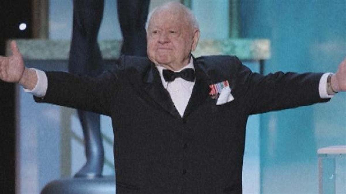 Morto Mickey Rooney la leggenda di Hollywood aveva 93 anni