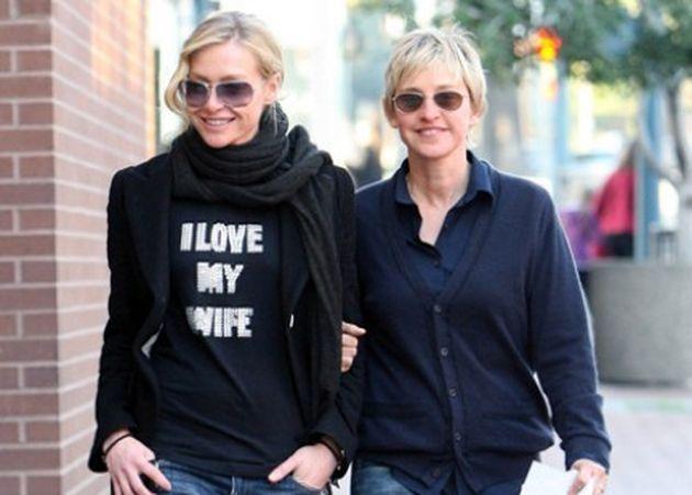 Ellen Degeneres e Portia De Rossi: divorzio a causa di Gillian Anderson?