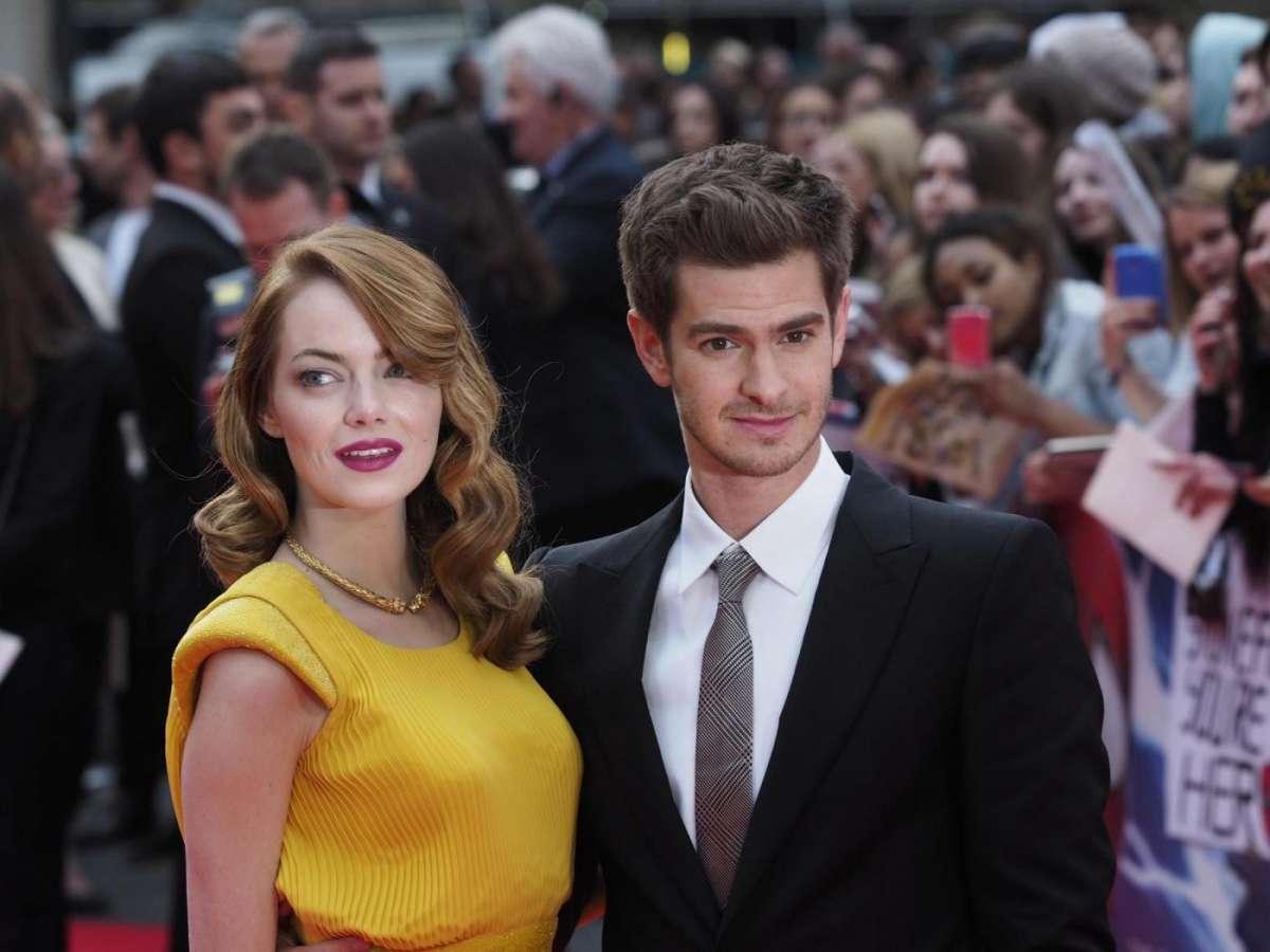 The Amazing Spider-Man 2: world premiere a Londra con Andrew Garfield ed Emma Stone