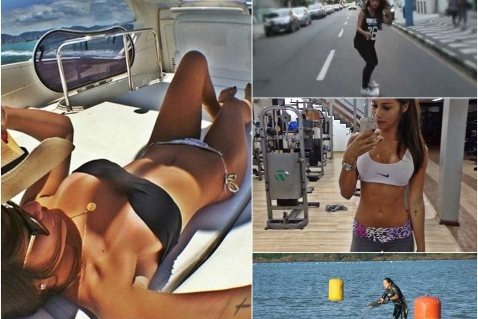 Gabriella Lenzi: la nuova ragazza di Neymar