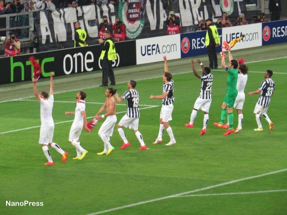 Juventus-Lione vista dagli occhi di un tifoso psicopatico