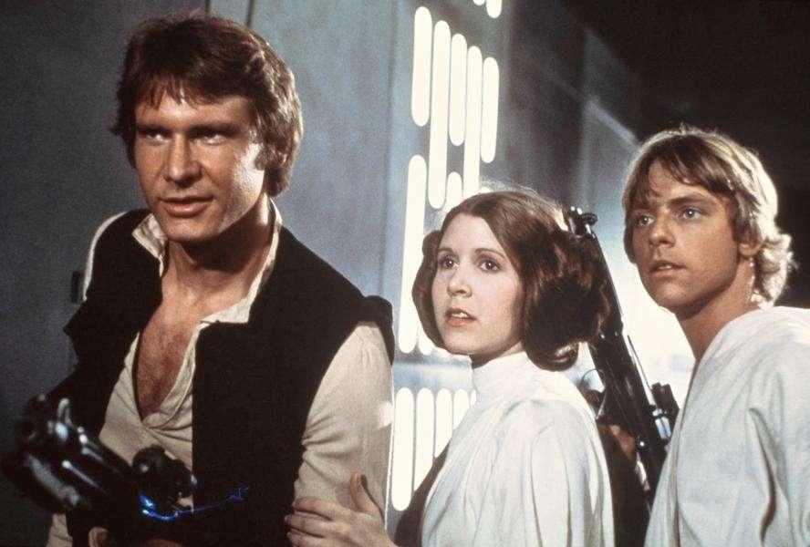 Star Wars 7, cast ufficiale: tornano Harrison Ford, Carrie Fisher e Mark Hamill
