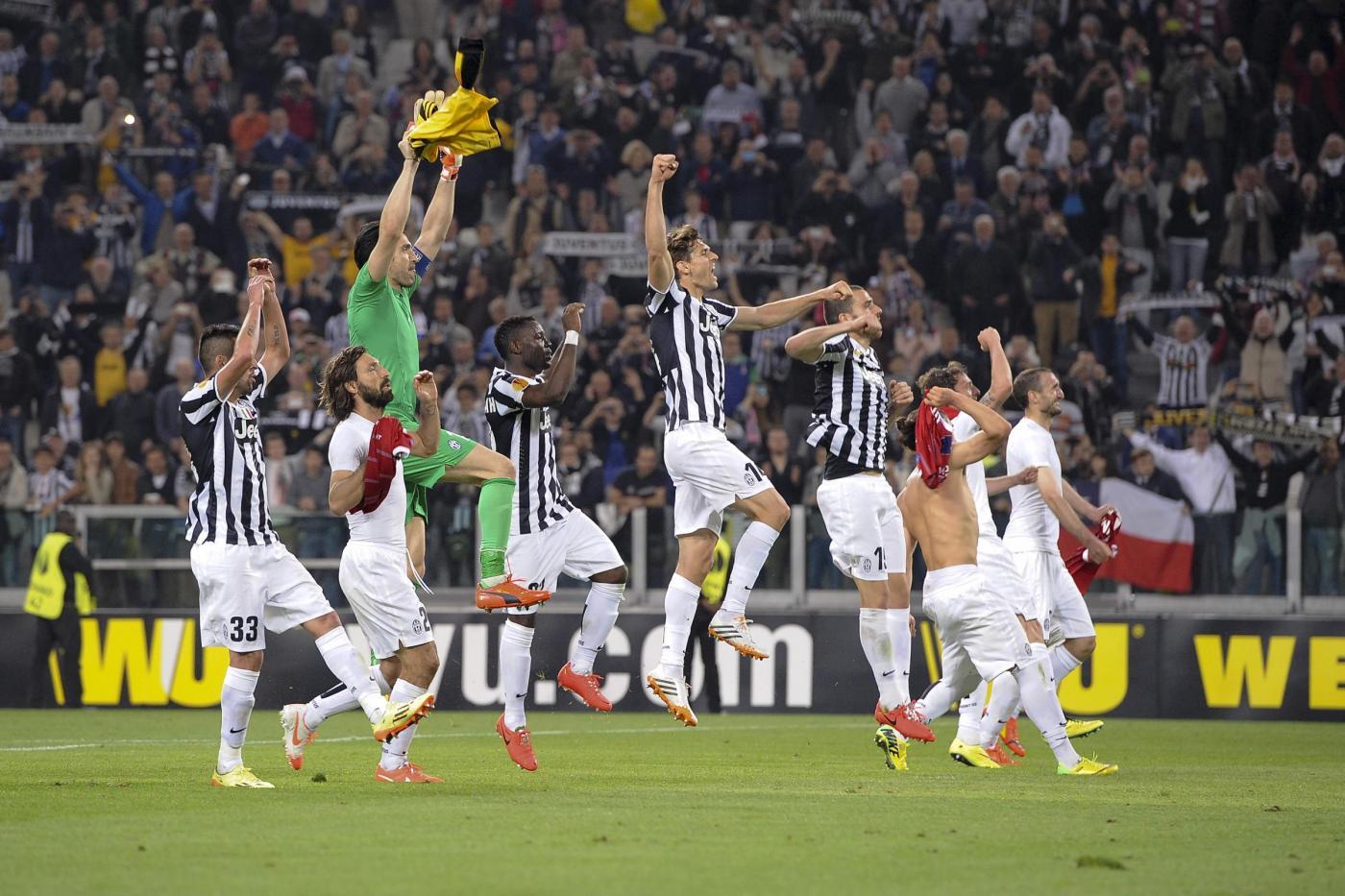 Juventus vs Lione 2-1: bianconeri qualificati alle semifinali di Europa League