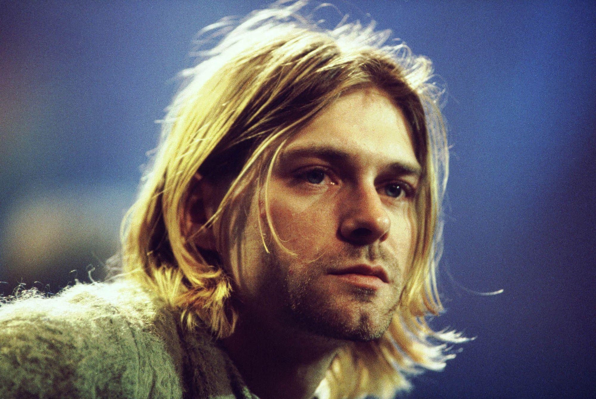 Kurt Cobain: 20 anni senza il leader dei Nirvana