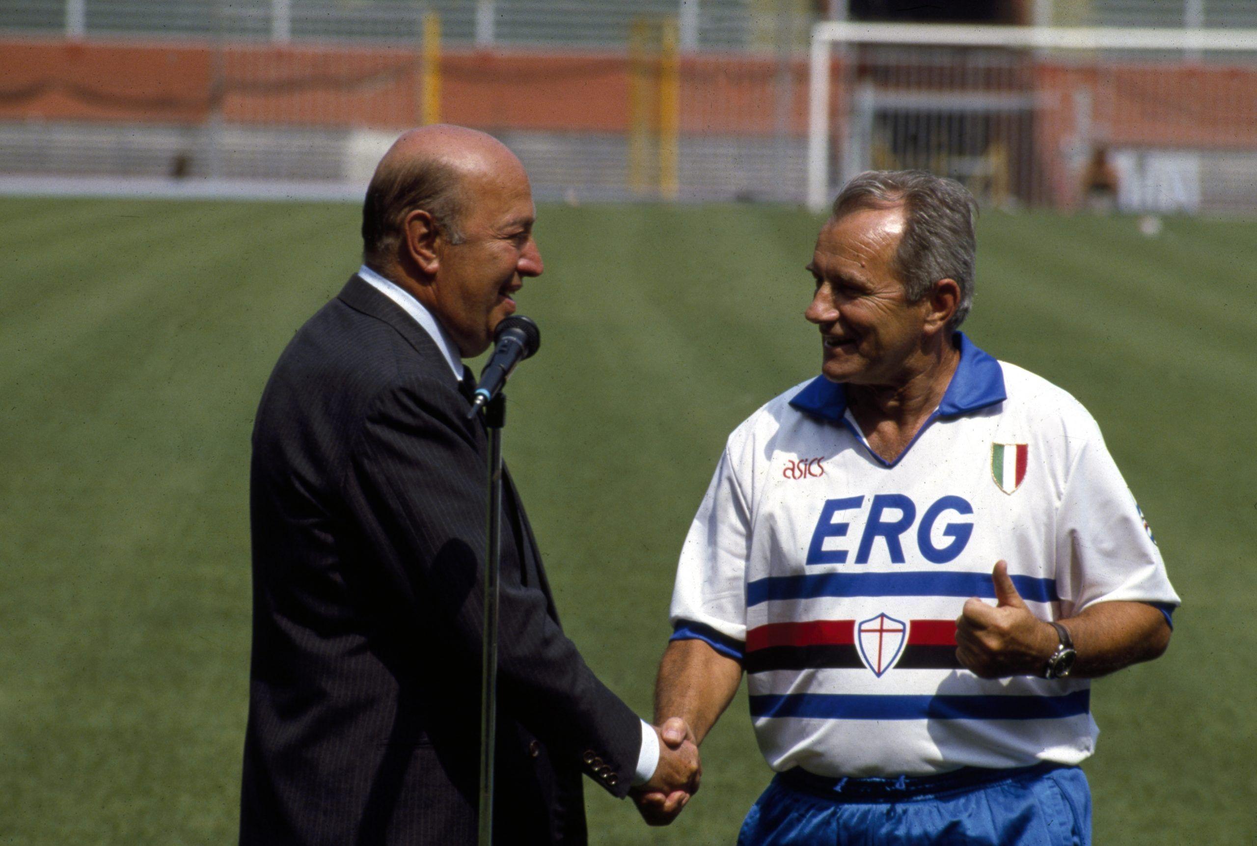 Morto Vujadin Boskov, ex allenatore della Sampdoria