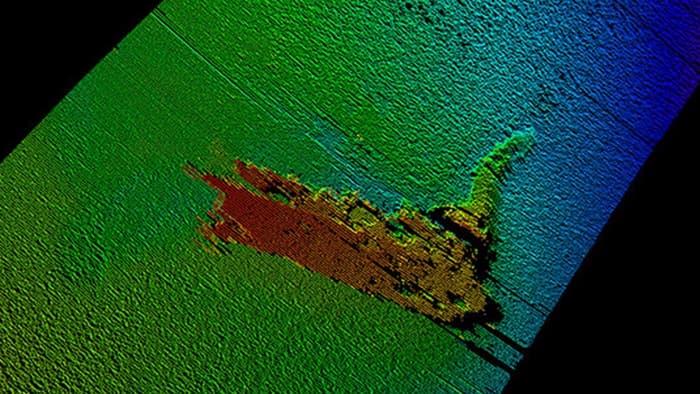 Il mostro di Loch Ness è stato trovato da un robot-siluro tech