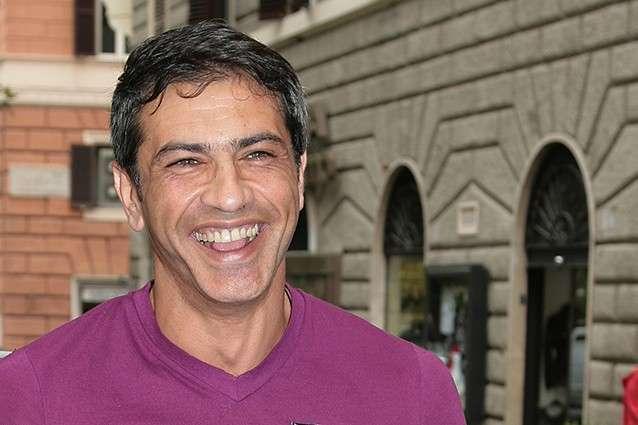 Lorenzo Crespi a Domenica Live: 'Io e Manuela Arcuri siamo stati insieme per un anno'