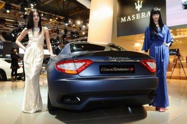Maserati: in Cina il 40% dei clienti sono donne