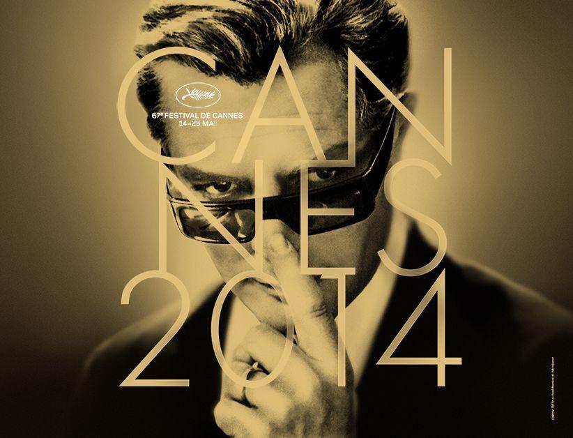 Festival di Cannes 2014 poster ufficiale