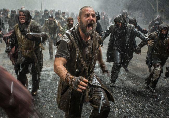 Noah: trailer italiano e trama del kolossal biblico con Russell Crowe