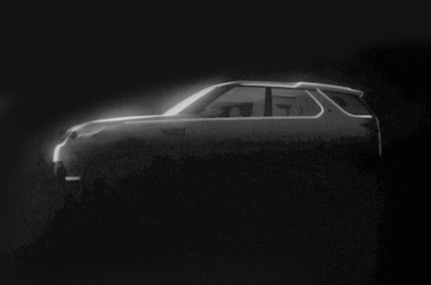 Land Rover inventa il cofano