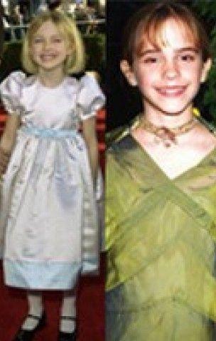 Vip da piccoli: riconosci i personaggi famosi?