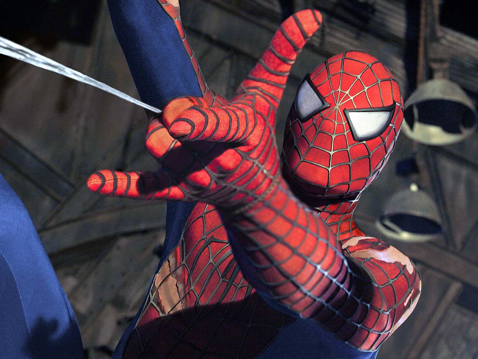 Spider-Man al cinema