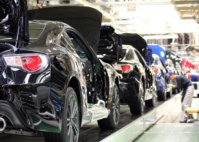 Toyota: raggiunto il record dei 10 milioni di veicoli prodotti