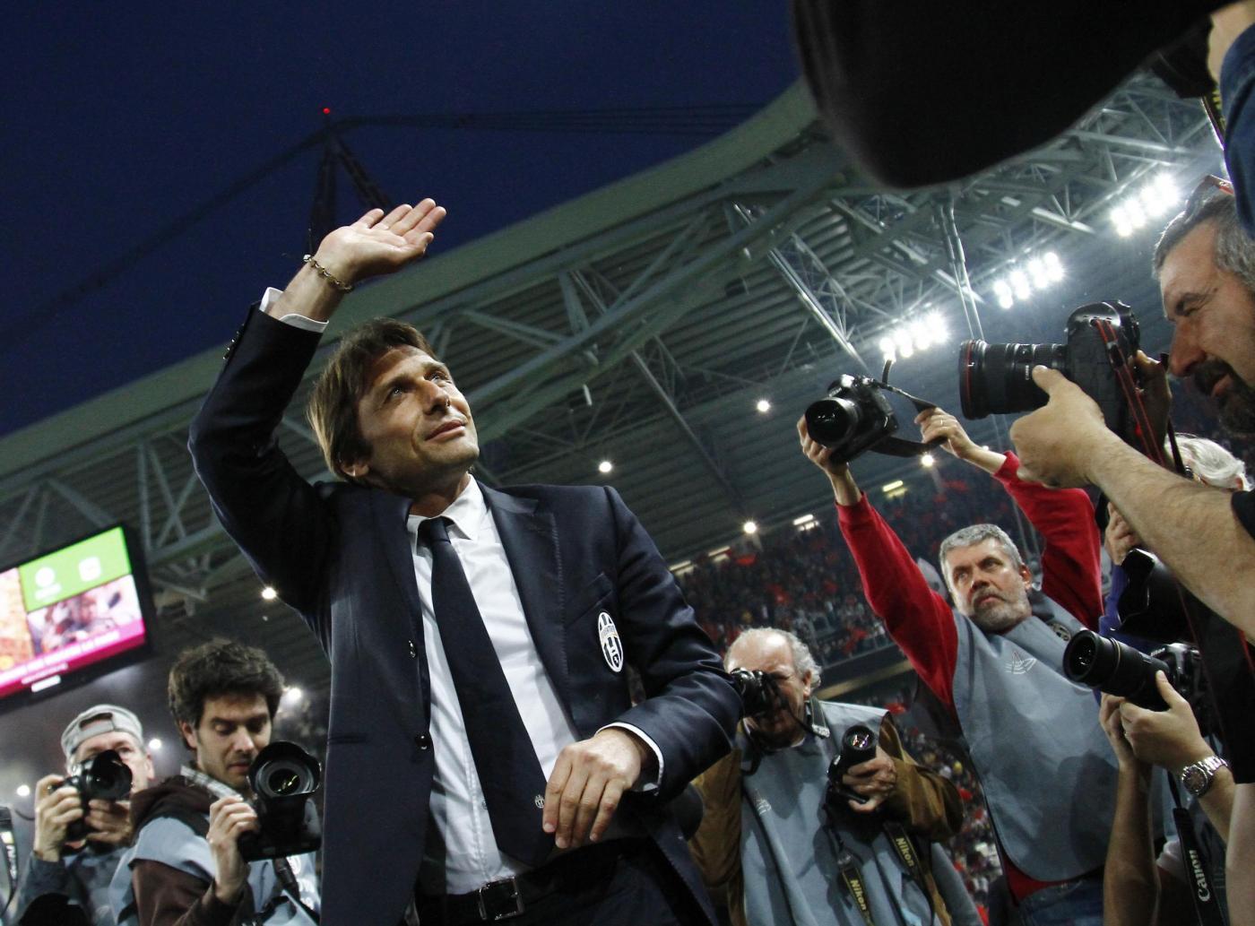 Antonio Conte è il nuovo allenatore della nazionale italiana