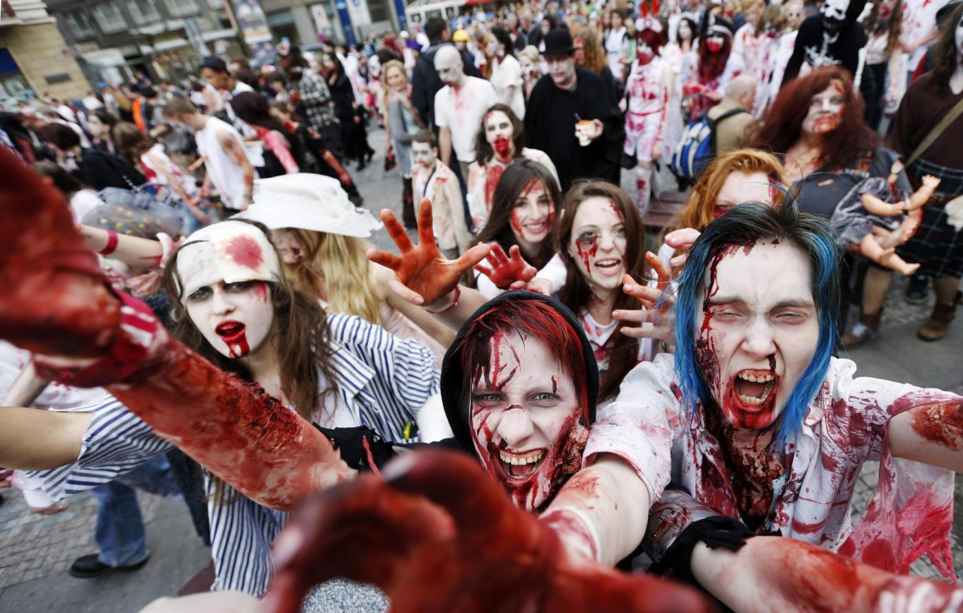 Come sopravvivere ad un'apocalisse zombie