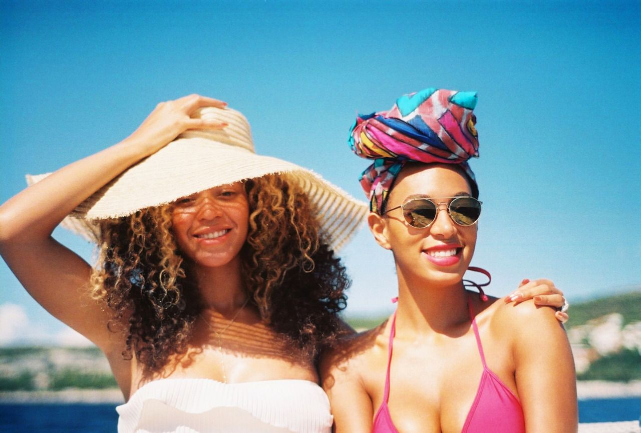 Beyonce e Solange