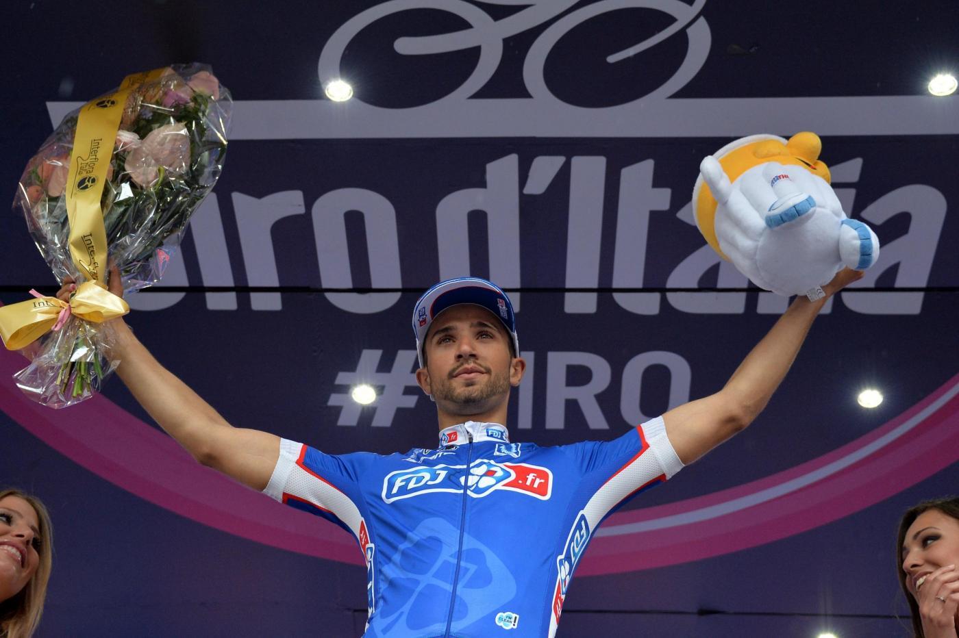 Giro d'Italia 2014: settima tappa ancora a Bouhanni