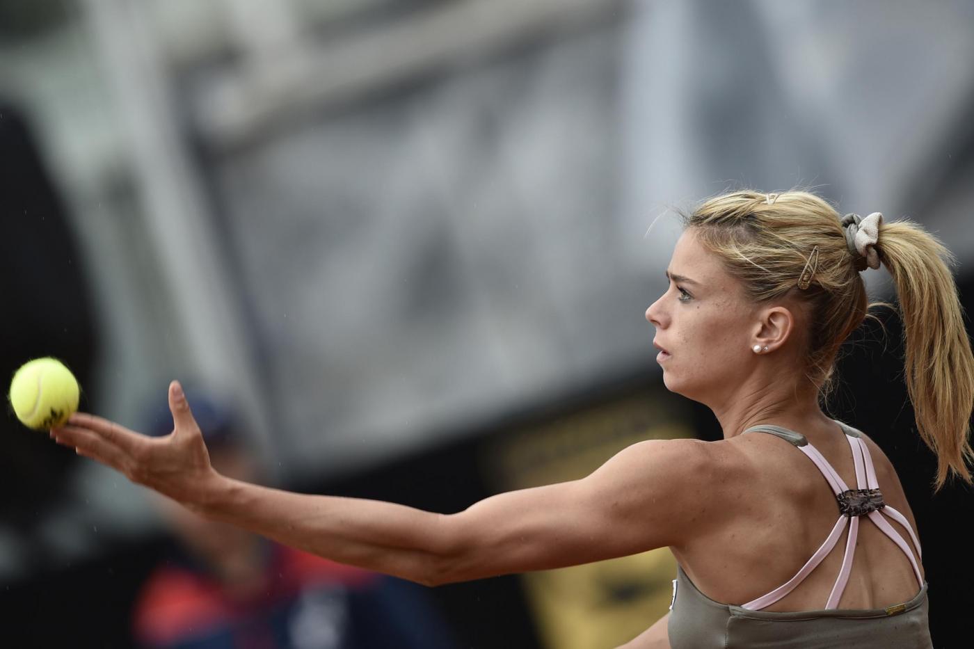 Camila Giorgi Internazionali 2014