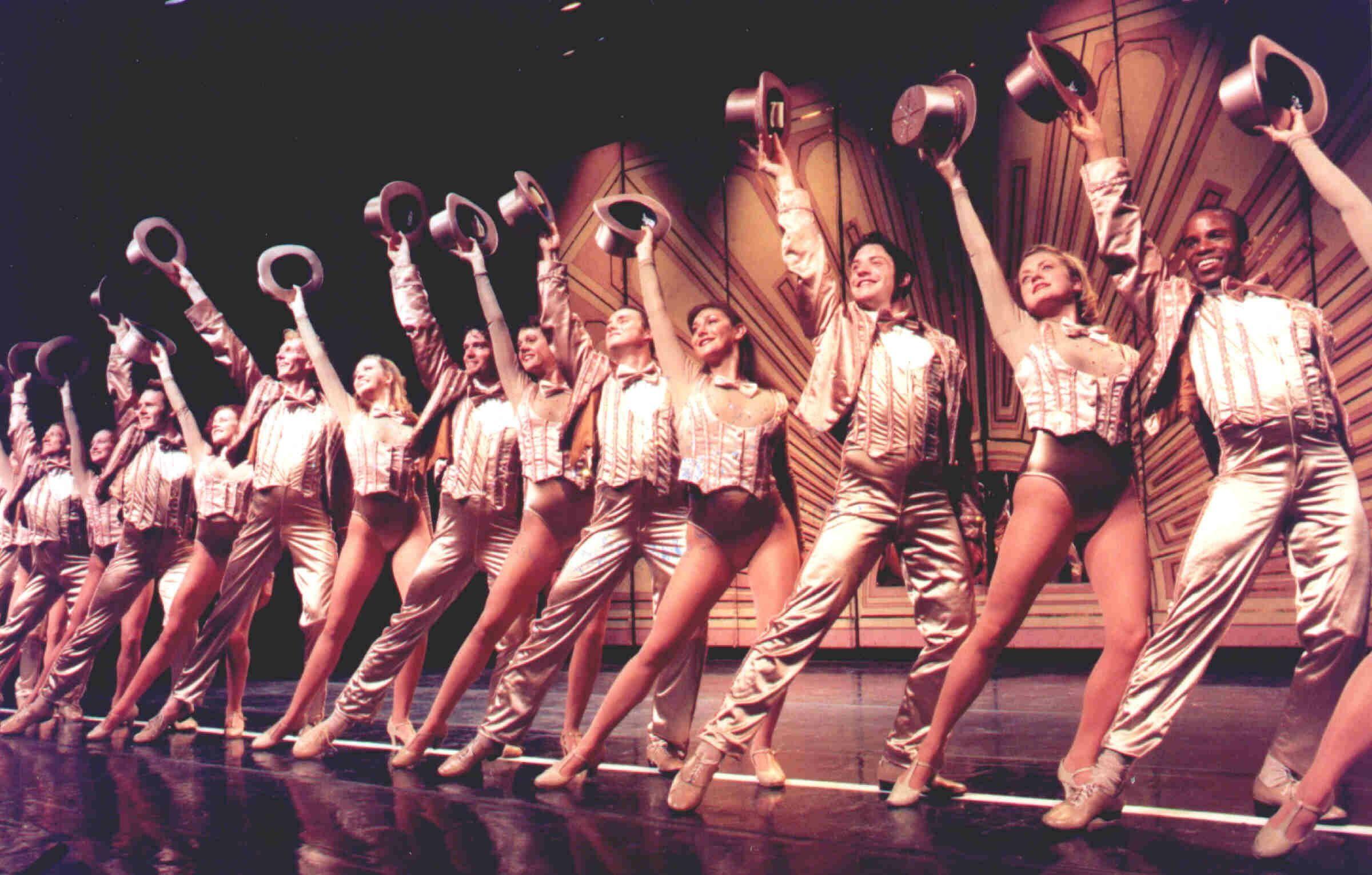 Chorus Line broadway musical
