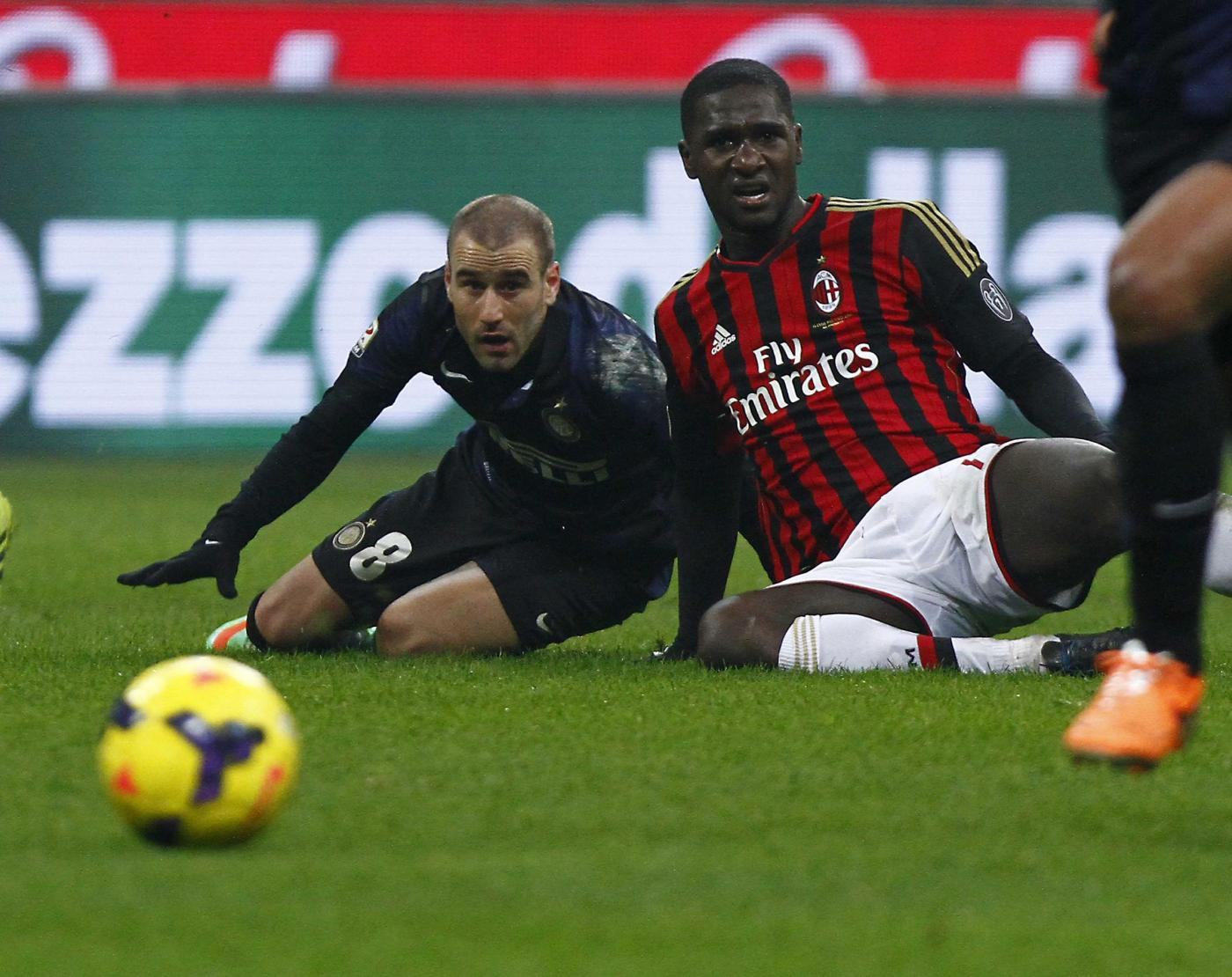 Derby Milan Inter 4 maggio 2014