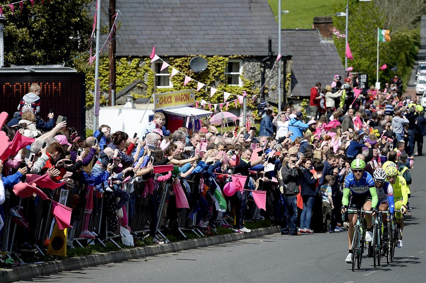 Bomba a Dublino per il Giro d'Italia: strage sventata