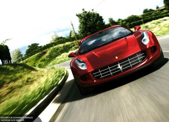 Ferrari Quattroporte97 newformat