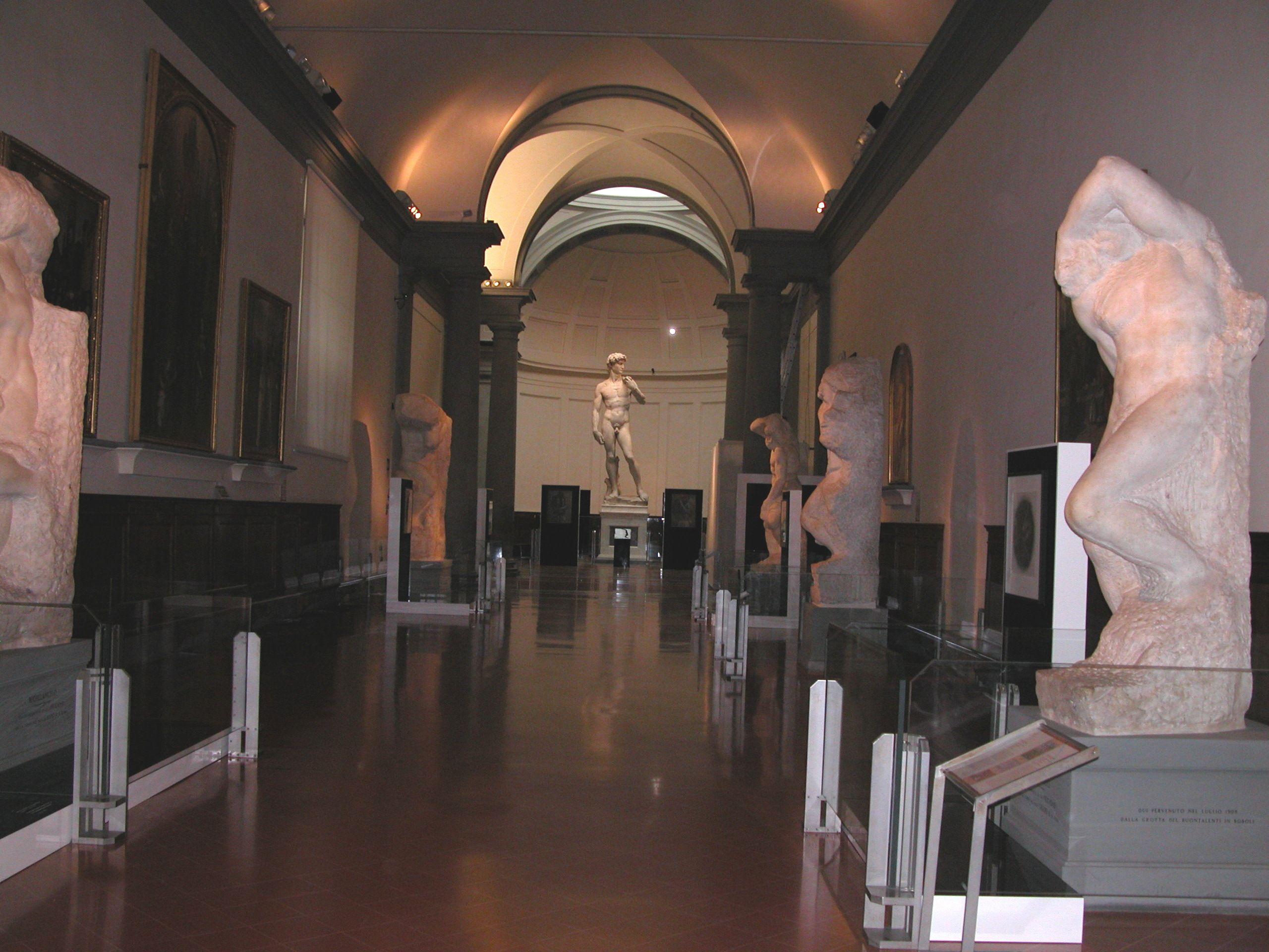Galleria dellaccademia il David