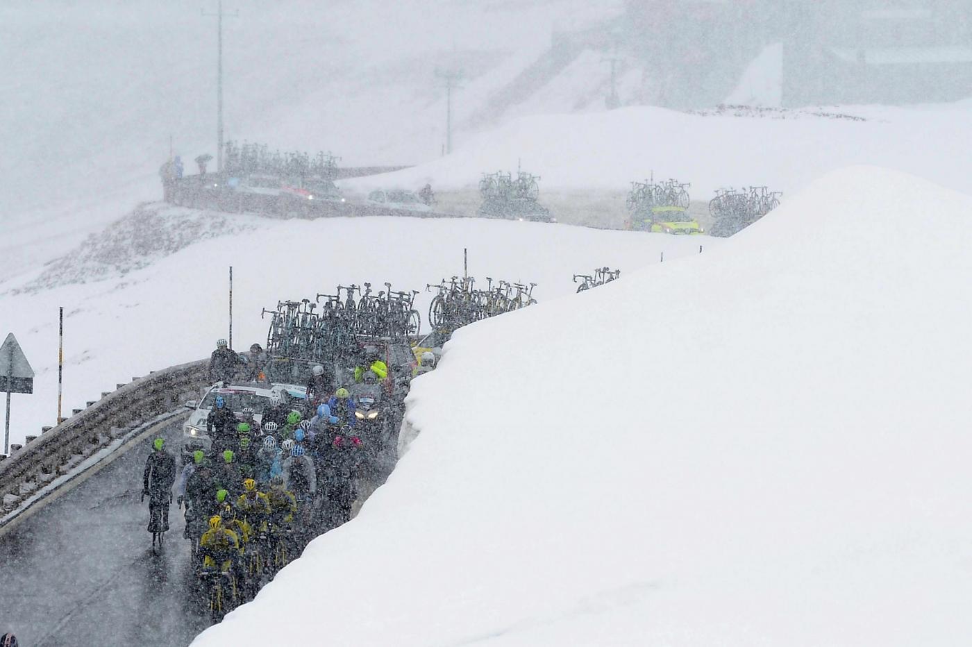 Giro 2014 Stelvio