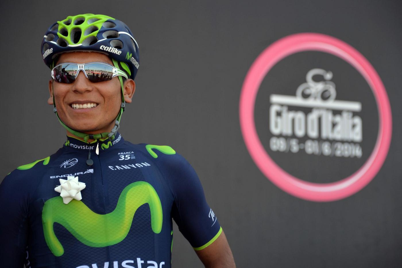 Giro d'Italia 2014, tappa 16: Quintana vince e conquista la Maglia Rosa