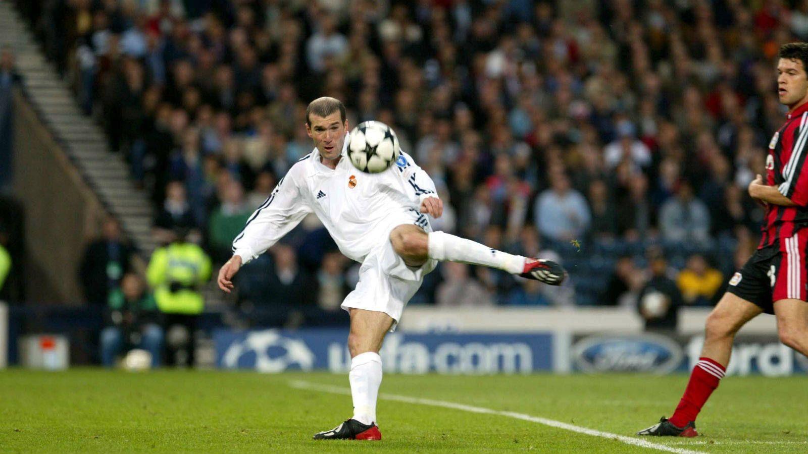 Gol più belli del mondo zidane 2002