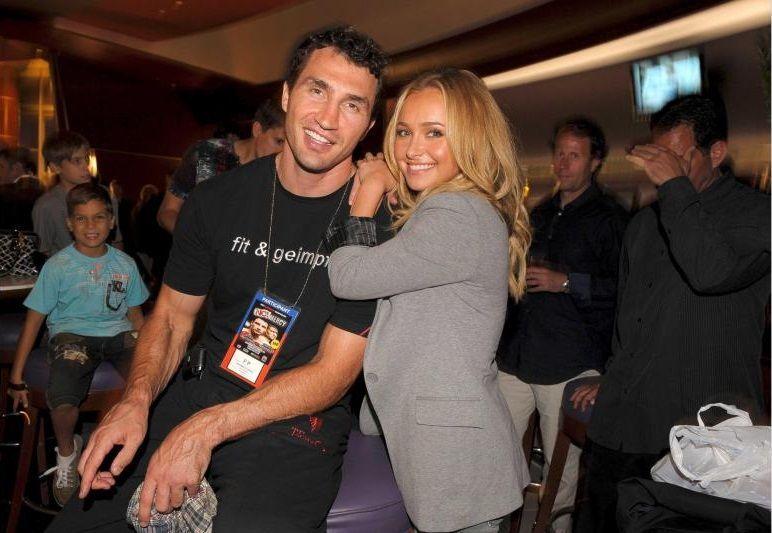 Hayden Panettiere è incinta: l'attrice e il fidanzato Wladimir Klitschko presto genitori