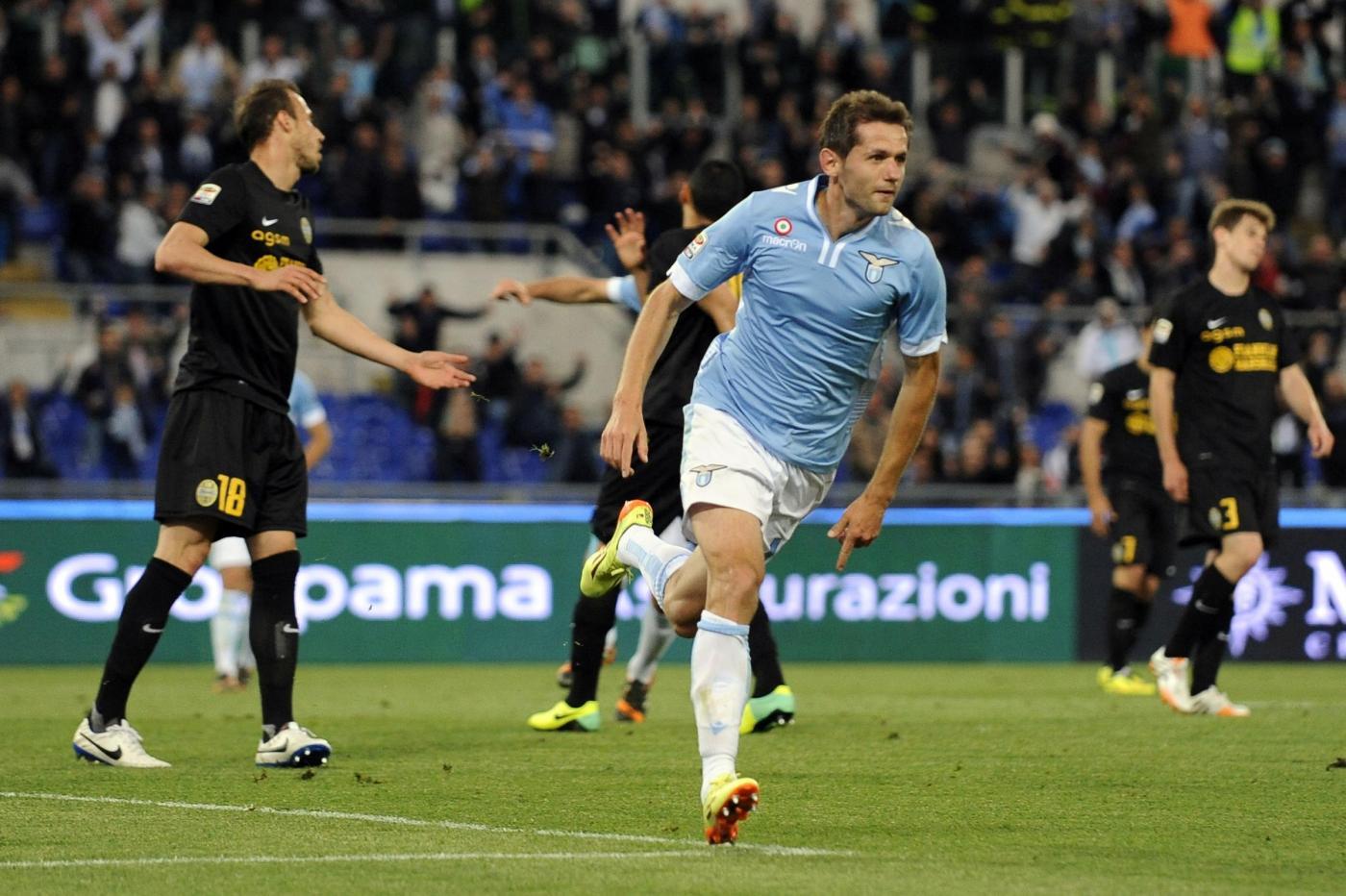 Lazio vs Verona 3 3