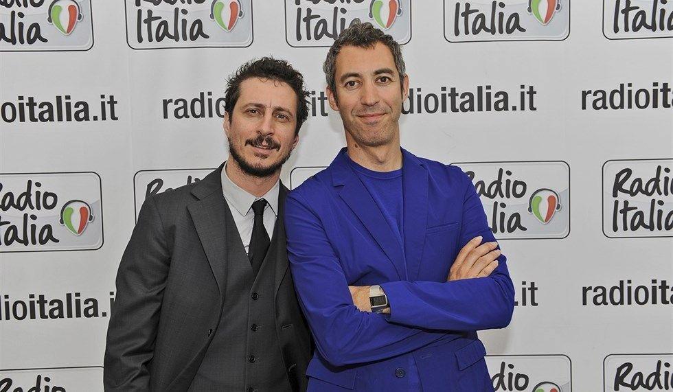 Luca e Paolo al concerto di Radio Italia live: in tv su Italia 1 l'8 giugno