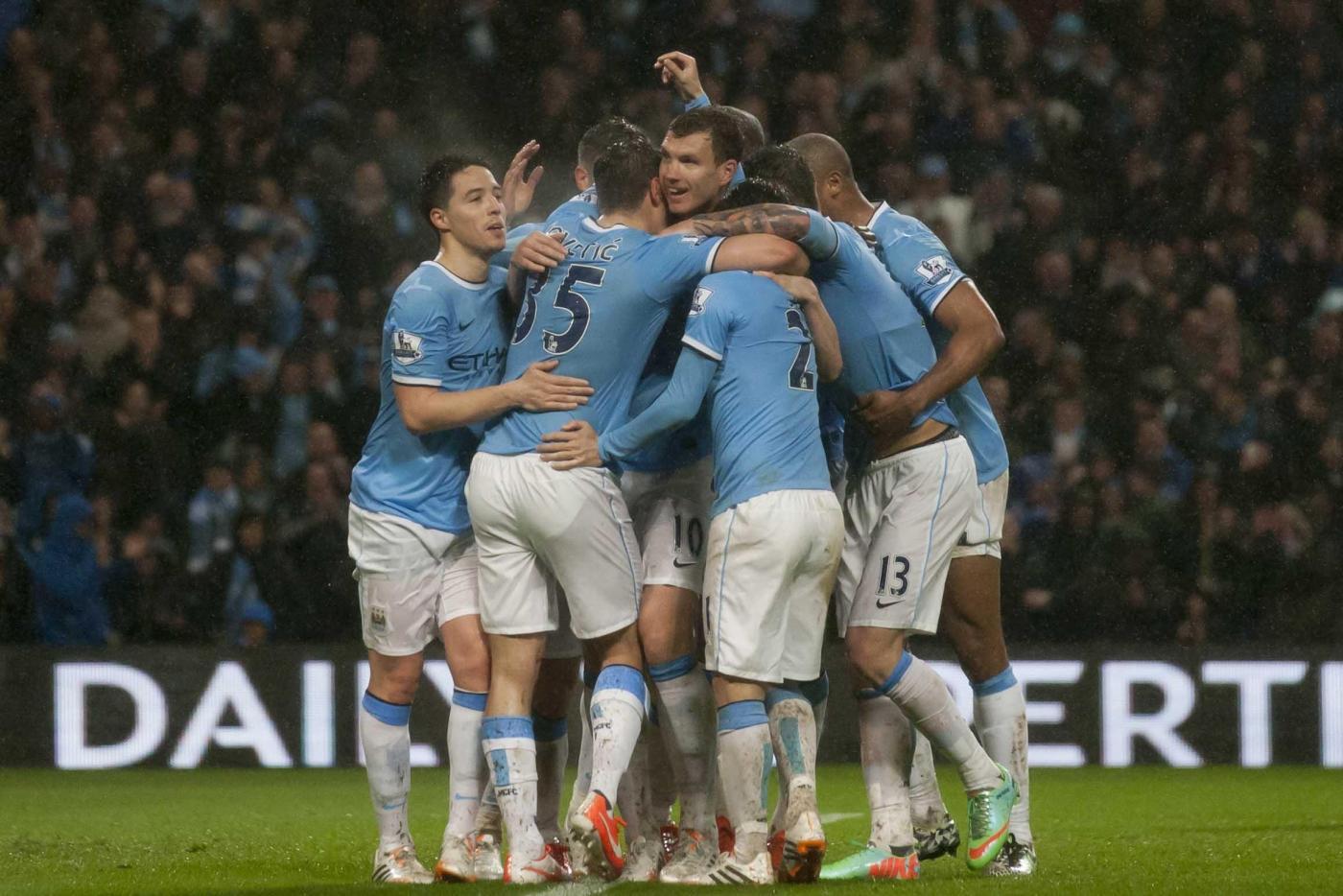 Manchester City campione d'Inghilterra: la quarta Premier League