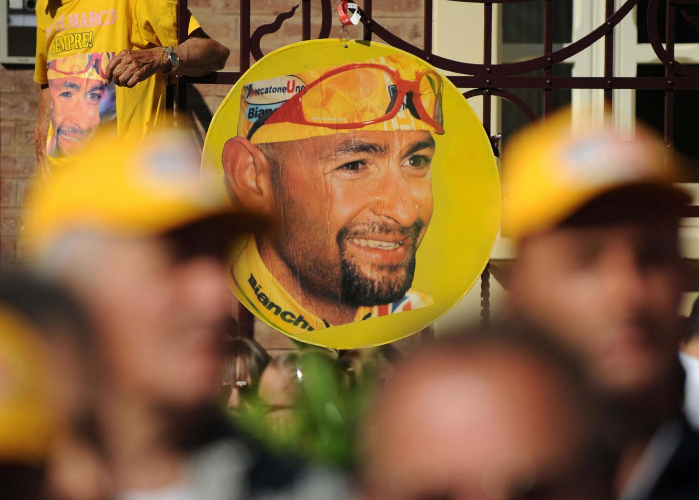 Marco Pantani Giro 2014