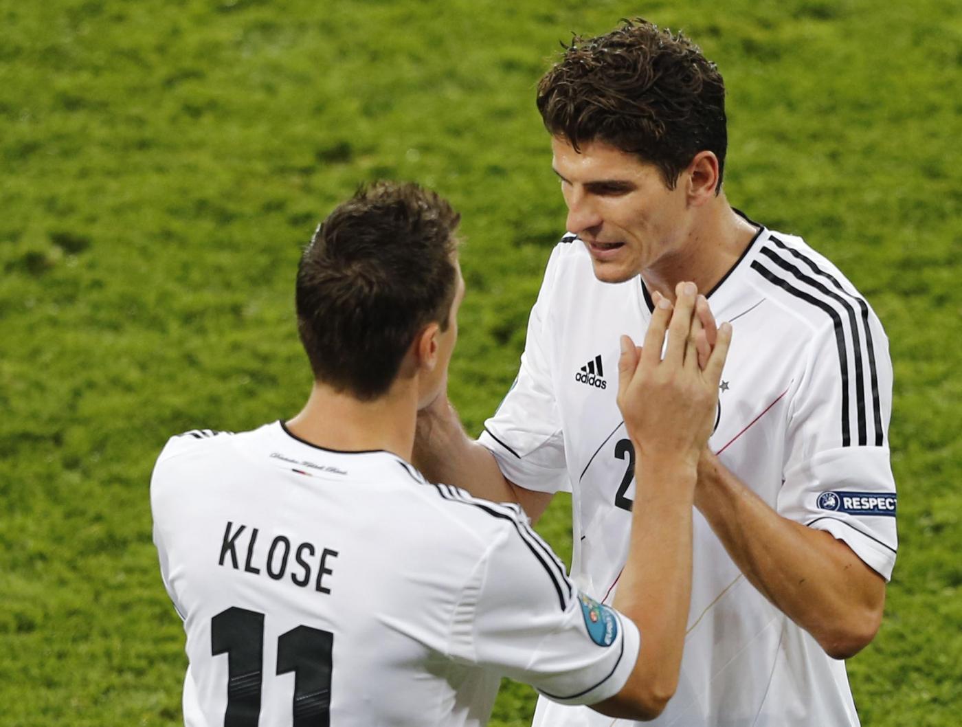 Mondiali Brasile 2014, i pre-convocati della Germania: si Klose, no Gomez