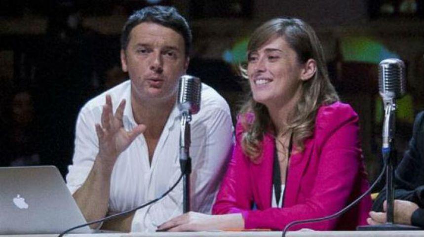Matteo Renzi e Maria Elena Boschi: il flirt 'rivelato' da Alfonso Signorini